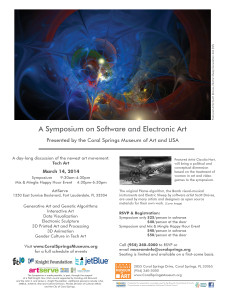 Coral Springs Museum Digital Symposium 2014 jpeg